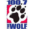 KKWF 100.7 TheWolf