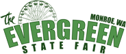 Evergreen State Fair logo
