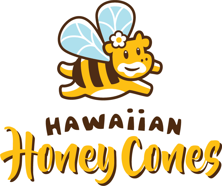 Hawaiian Honey Cones