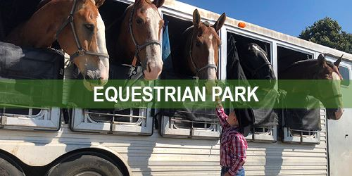 Information about the Evergreen Equestrian Park