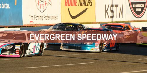 Information about the Evergreen Speedway