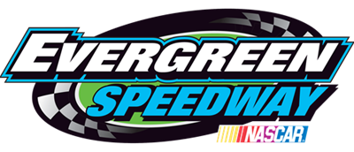 Evergreen Speedway Logo No Background