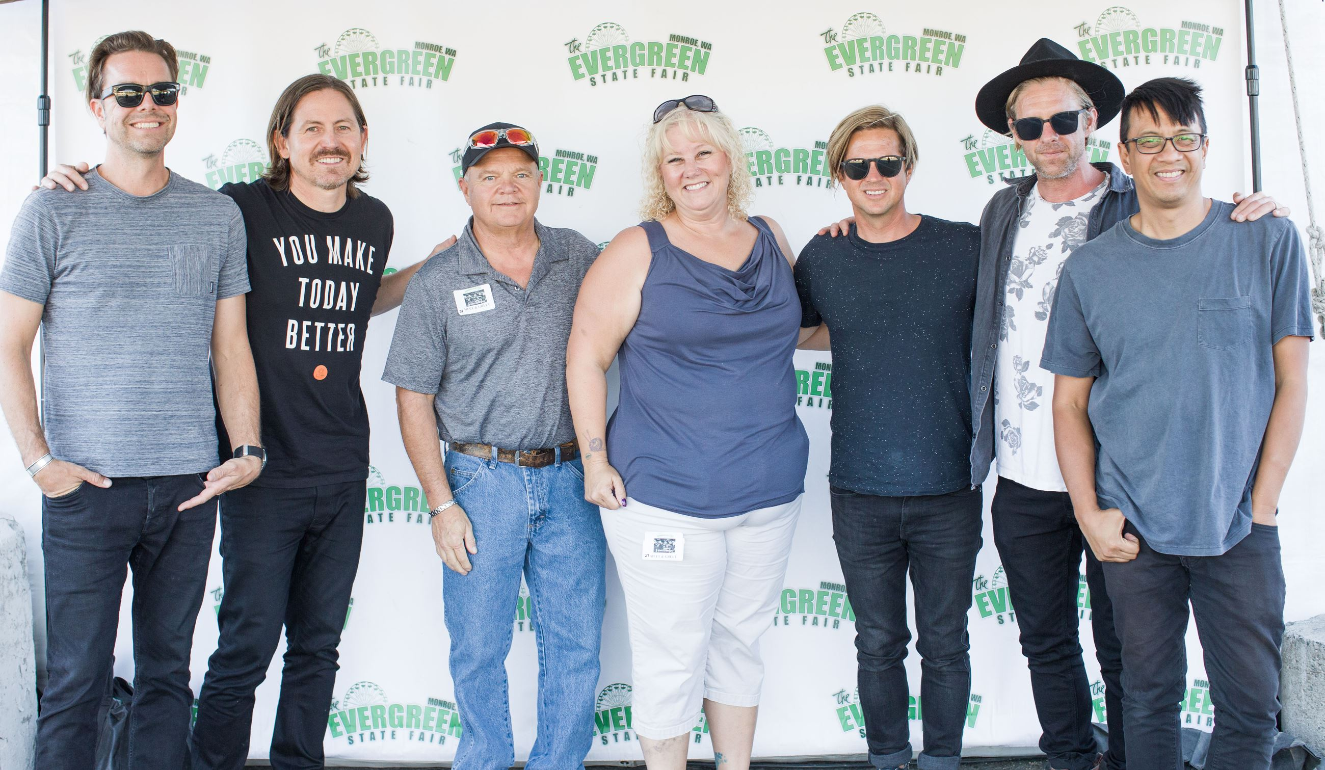Switchfoot Meet and greet