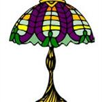 Antique Lamp clipart